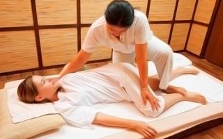 Чем полезен тайский массаж и как его делать