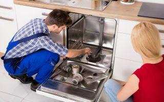 Как убрать запах из посудомоечной машины: причины и устранение