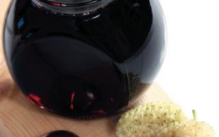 Сироп из шелковицы (дошаб тутовый): лечебные свойства, отзывы, противопоказания