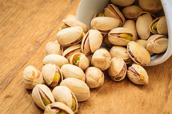 Фисташки состав калорийность польза и вред