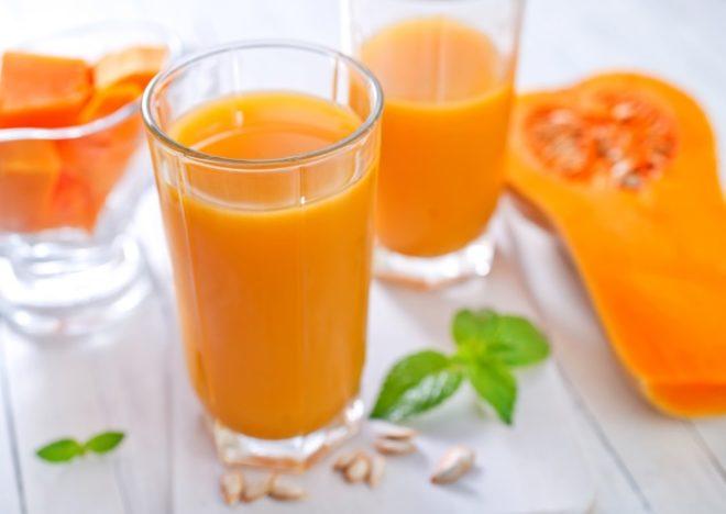 Тыквенный сок польза для женщин: чем полезен, как принимать, сколько можно пить