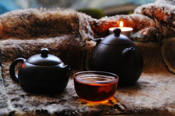 Как чай пуэр влияет на давление