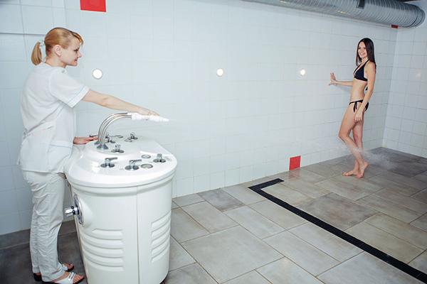 Поможет ли душ Шарко от целлюлита и для похудения? Душ Шарко: что это такое, показания, противопоказания и отзывы о процедуре