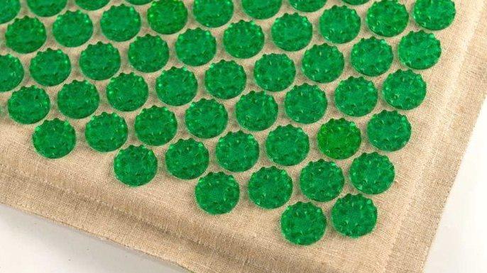Акупунктурный коврик как пользоваться