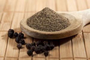 Чем полезен черный перец горошек