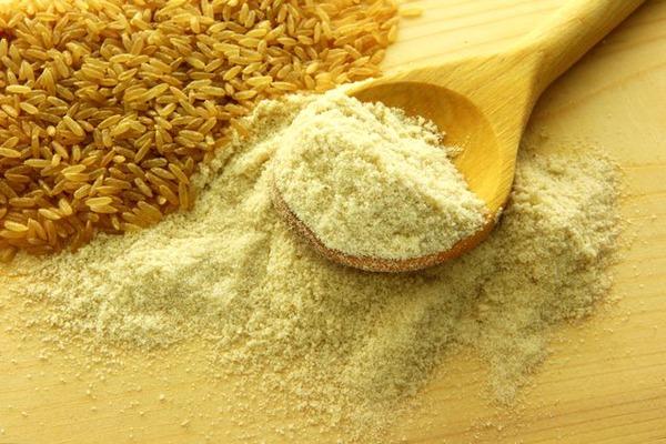 Рисовая мука для чего используется
