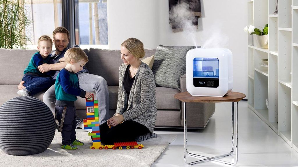 Плюсы увлажнителя воздуха для здоровья