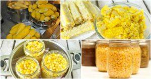 Кукуруза консервы польза