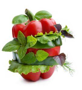 Болгарский перец - 12 полезных свойств. чем полезен болгарский перец и какие противопоказания.