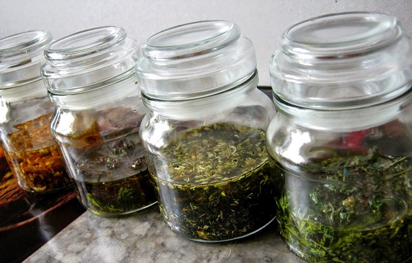 Мелисса - добавка в чай.Настойка на мелиссе