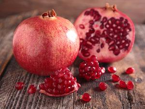 Польза граната для организма – замечательные свойства вкусного плода