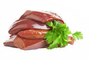 Печень свиная почему жесткая