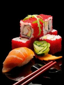 Суши и роллы польза и вред для здоровья
