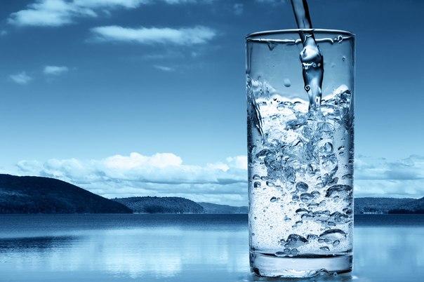 Вода заряженная отрицательными ионами