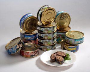 Калорийность рыбные консервы лосось. Химический состав и пищевая ценность.