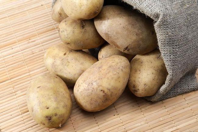 Польза сырого картофеля для организма