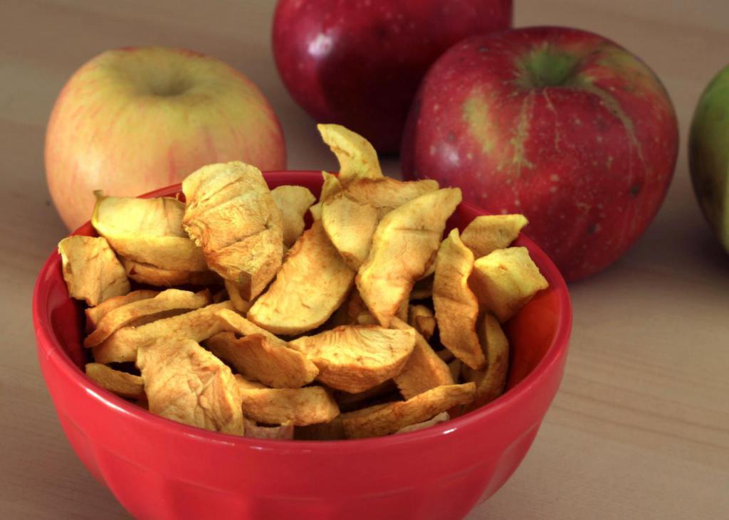 Какие яблоки полезнее для похудения