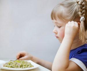 Зеленая гречка на завтрак