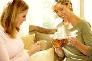 Польза липового чая для женщин