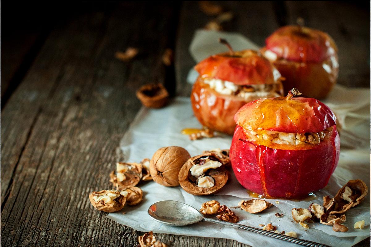 Вареные яблоки польза и вред. Хорош фрукт