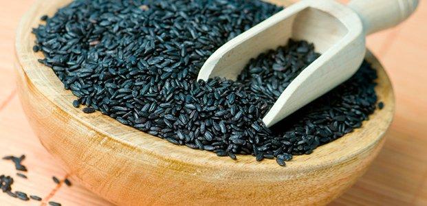 Черный рис: свойства, польза, рецепты