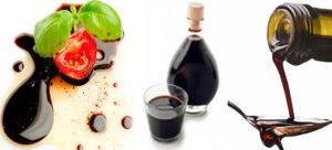 Применение бальзамического уксуса – рецепты и противопоказания