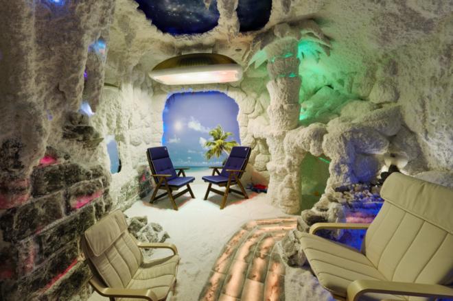 С какого возраста можно посещать соляную пещеру