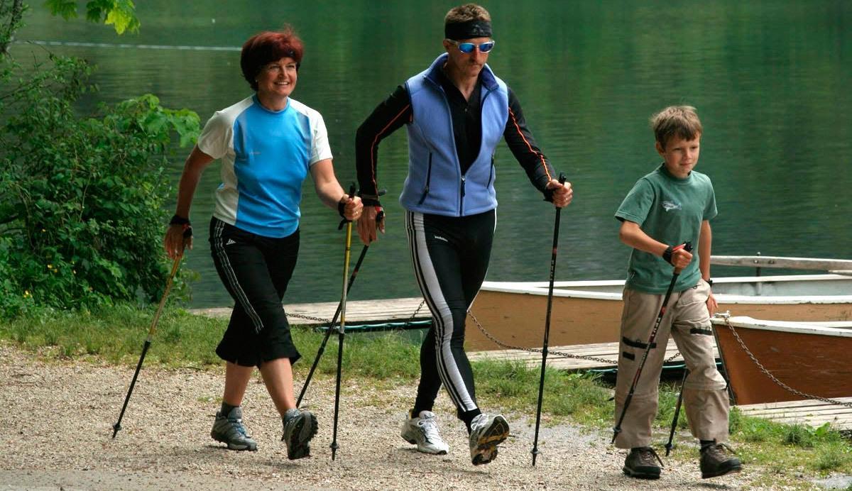 Скандинавская ходьба с палками польза или вред для здоровья