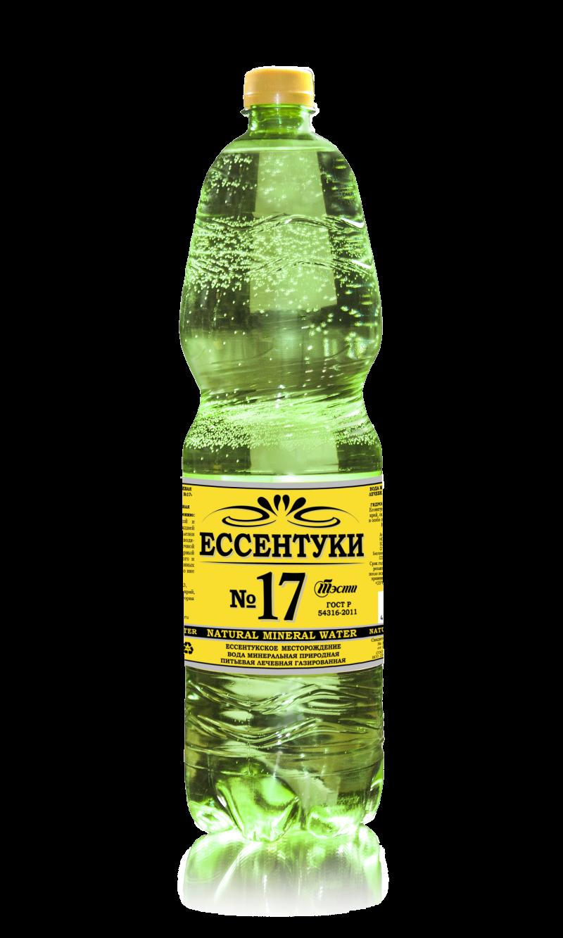 Вода Ессентуки 17: полезные свойства и противопоказания