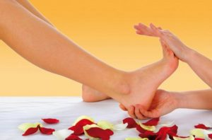 Массаж ног как правильно для женщин