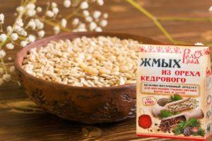 Жмых кедрового ореха – состав, полезные свойства и применение