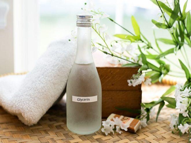 Глицерин растительный вред для организма