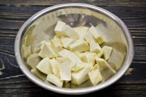 Картофельное пюре для грудничка вред и польза и вред