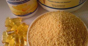 Лецитин гранулы польза и вред
