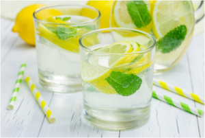 Чем полезна вода с лимоном для организма