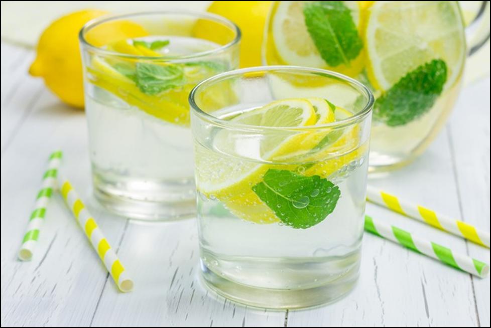 Вода с лимоном польза и вред натощак