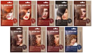 Сколько держать хну на русых волосах