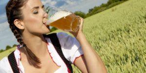 Чем полезно пиво для организма для женщин. Чем вредно пиво для организма женщины