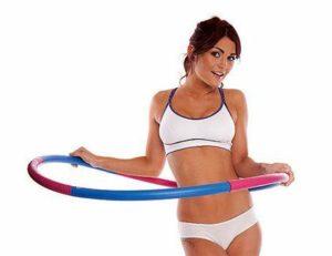 Упражнения с обручем польза