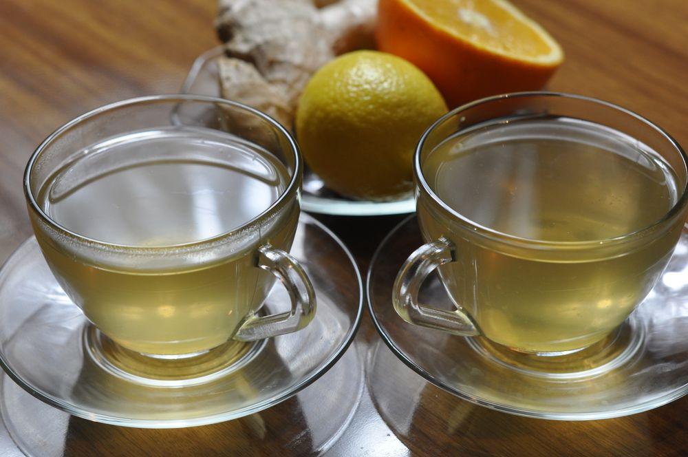 Чай с лимоном как похудеть