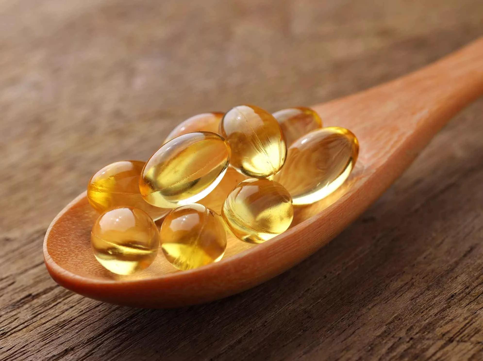 Что дает рыбий жир в капсулах организму