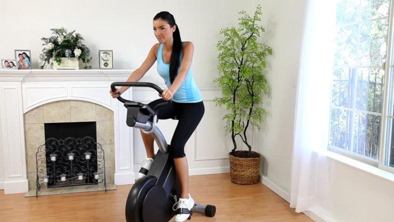 Польза велотренажера при похудении