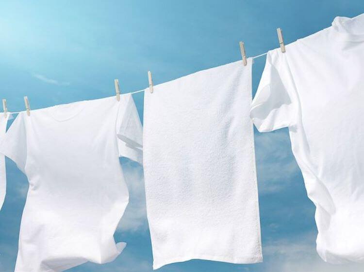 Чем отстирать ржавчину с белой одежды: как вывести пятна с белой ткани