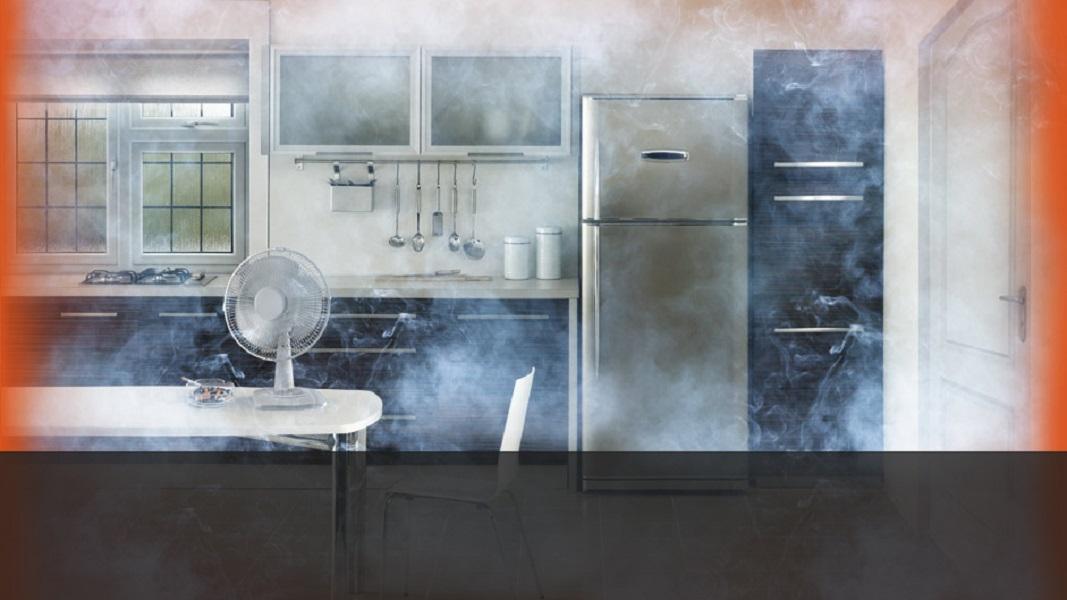 Как избавиться от запаха гари в квартире быстро после пожара