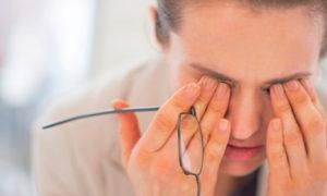 Как избавиться от тика под глазом