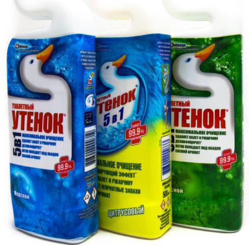Как очистить унитаз от известкового налета