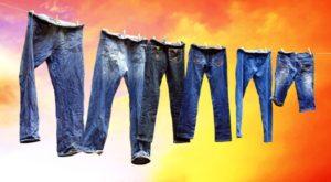 Как стирать джинсы в стиральной машине-автомат (при какой температуре, на каком режиме), как правильно и как часто, чтобы они не потеряли цвет?