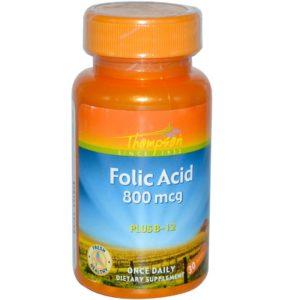 Почему женщинам нужно принимать поливитамины с фолиевой кислотой?