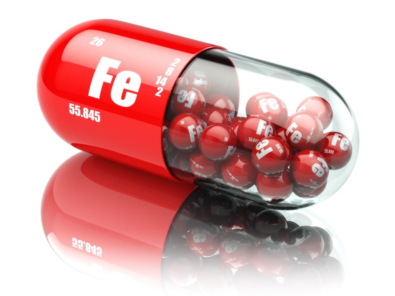 Витаминный комплекс с железом