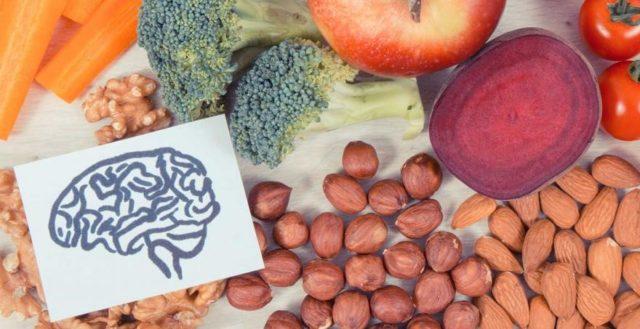 Витамины для хорошей памяти